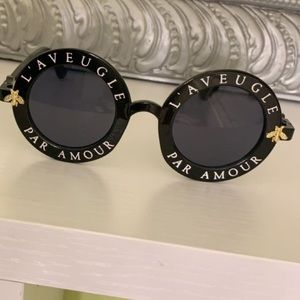 Gucci look alike sunglasses